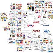 Ces dix grands groupes qui contrôlent la consommation mondiale