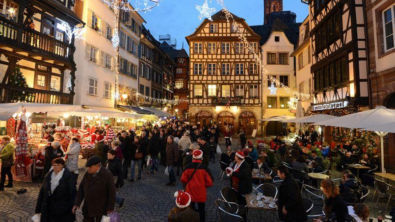 Les march s de no l font recette en france - Office de tourisme strasbourg marche de noel ...