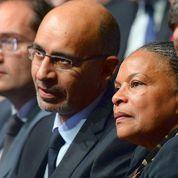 Meeting contre le racisme : Valls rend hommage à Taubira