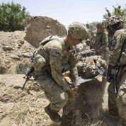 Le long chemin de croix d'un soldat blessé en Afghanistan