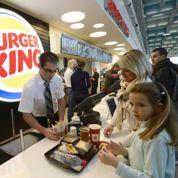 Burger King vise 20% du marché français