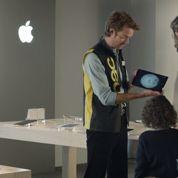 La Fnac crée une publicité télé avec Apple