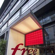 Free perturbe le rapprochement des réseaux de Bouygues et SFR