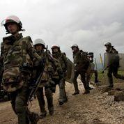 L'adieu au Kosovo des militaires français de la Kfor