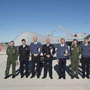 Drones Reaper : les premiers équipages français sont formés