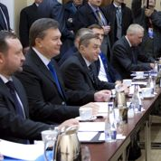 Ukraine: l'Europe blâme Poutine
