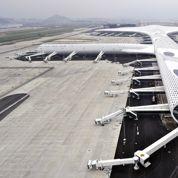 Un terminal inspiré de la raie manta à l'aéroport de Shenzhen