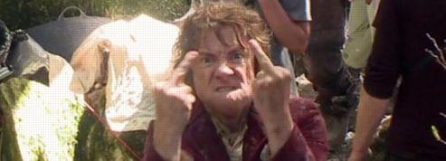 Le Hobbit :les doigts d'honneur de Martin Freeman en vidéo