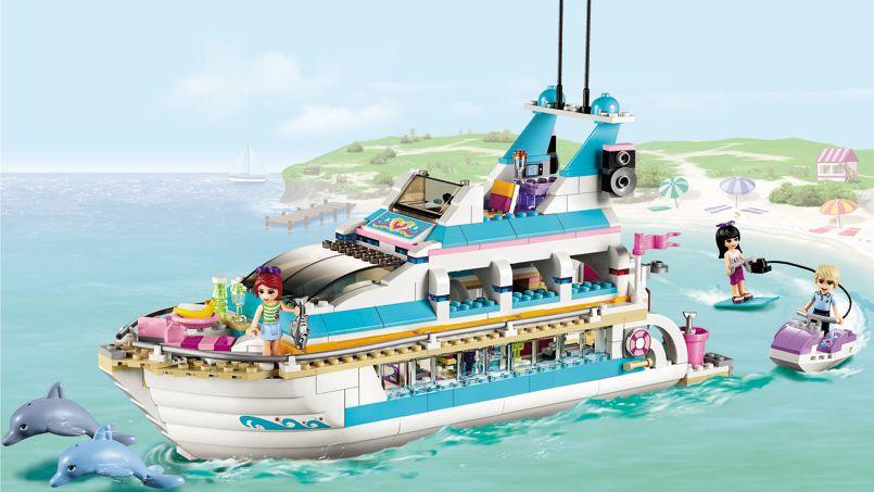 Netconsumo les jouets stars de no l - Ecole lego friends ...