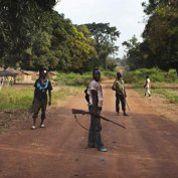 La brousse centrafricaine sous l'empire de la peur