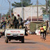 Bangui attend l'intervention de l'armée française