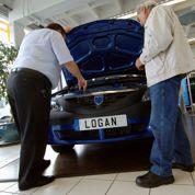 PSA et Renault résistent à la déprime du marché auto