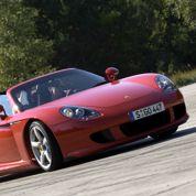Carrera GT, la Porsche dans laquelle Paul Walker est mort