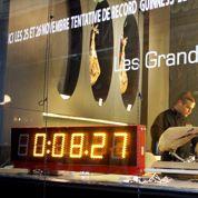 Marathon jambon : record du monde battu