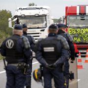 Écotaxe : les routiers annulent leurs opérations escargot en Île-de-France