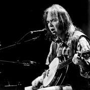 Neil Young, un «live» inédit dévoilé