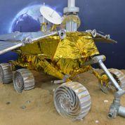 «Lapin de Jade», le robot chinois en route pour la Lune