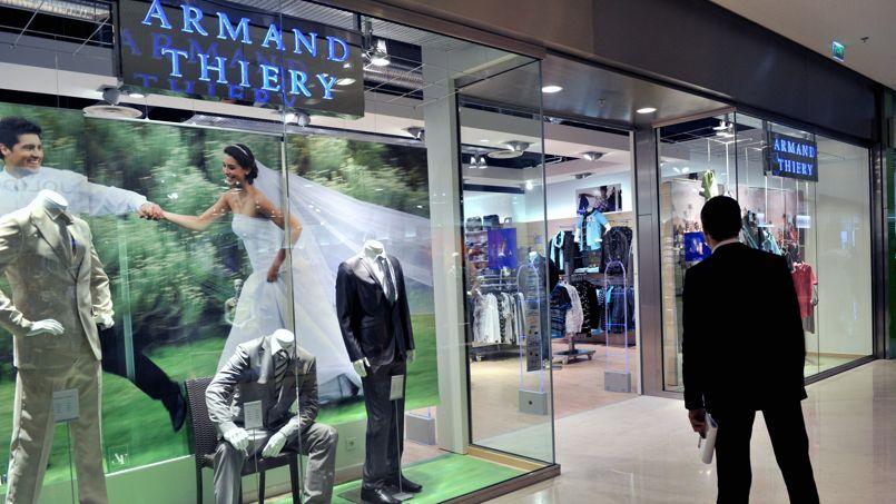Armand Thiery a l'ambition de doubler de taille
