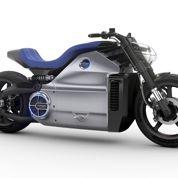Au salon de Paris, la moto est dans tous ses états