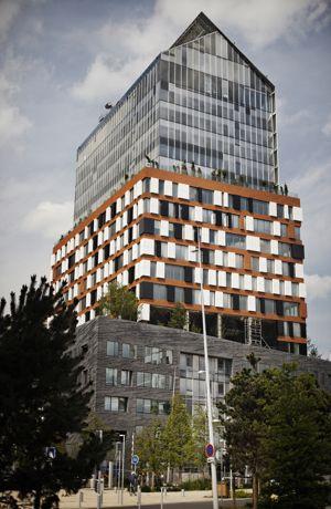 L'immeuble Horizons de Gecina à Boulogne-Billancourt (92), un projet certifié HQE.