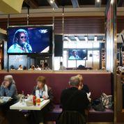 Ambiance jazzy gare de Lyon à Paris