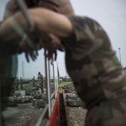 Les militaires français de «Sangaris» à pied d'œuvre
