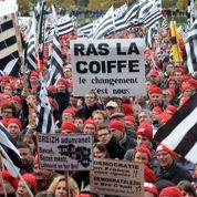 Aide à la Bretagne : les Bonnets rouges dénoncent un «enfumage»