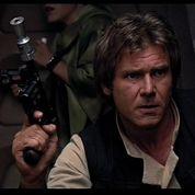 Star Wars : le pistolet laser de Han Solo aux enchères
