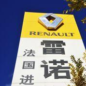 Renault, enfin à pied d'œuvre en Chine
