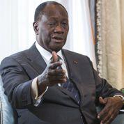 Alassane Ouattara: «En Centrafrique, on a perdu trois mois»