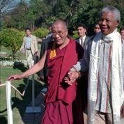 Pékin et le dalaï-lama saluent leur ami Mandela