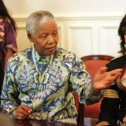 Mandela, icône des célébrités