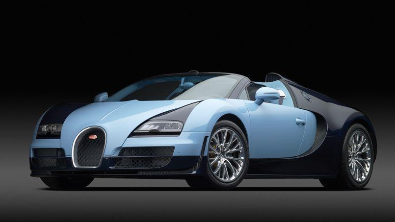 clap de fin pour la bugatti veyron ?
