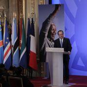 Le sommet France-Afrique dominé par la mort de Mandela
