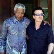 Mandela: Freeman, Bono... le monde de la culture en émoi