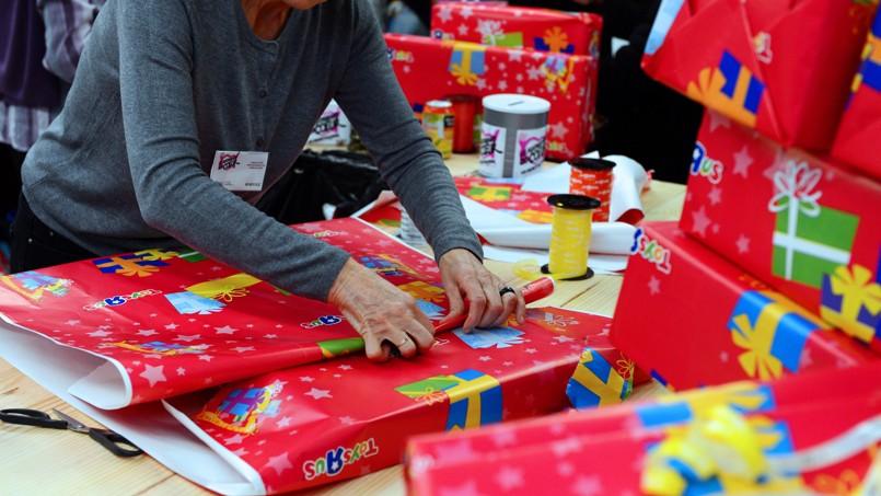 À Noël, 95% des femmes s'occupent de tous les cadeaux