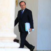 Hollande face à sa première consultation nationale