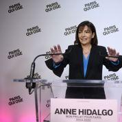 Paris : Hidalgo présente un programme dans la lignée de Delanoë