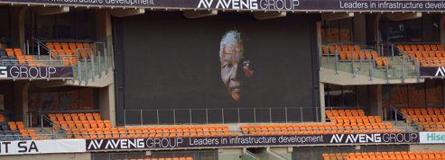 Le monde entier pour Mandela à Soweto