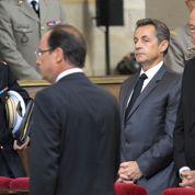 Entre Hollande et Sarkozy, l'inimitié est forte