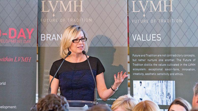 Comment LVMH détecte et promeut ses cadres de talent