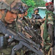 Les soldats français au milieu des haines de Bangui