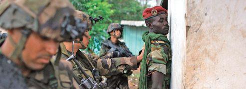 Centrafrique: les soldats français au milieu des haines de Bangui