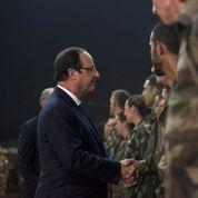 François Hollande dans la poudrière de Bangui