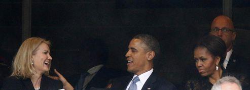 Les célébrités rendent hommage à Nelson Mandela
