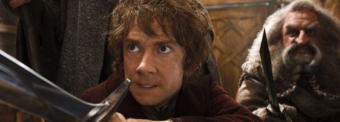 Le Hobbit: La Désolation de Smaug ,Bilbon sous haute tension