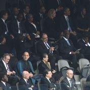Mandela : l'amour tardif de nations qui soutenaient l'apartheid