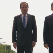 Afrique du sud : «Hollande s'est senti obligé d'inviter Sarkozy»