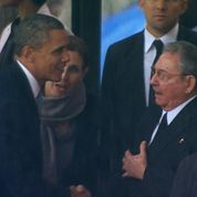 L'adieu des grands de ce monde à Mandela