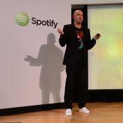 Spotify libère sa musique sur les mobiles